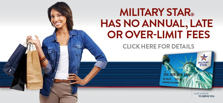 military star card payment